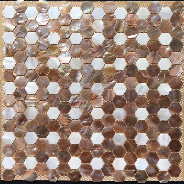 gach mosaic vo so hinh luc giac