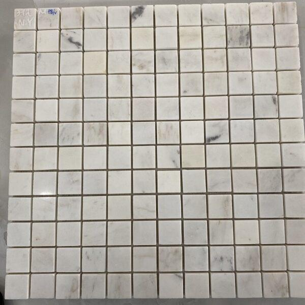 Đá Mosaic Cẩm Thạch Trắng