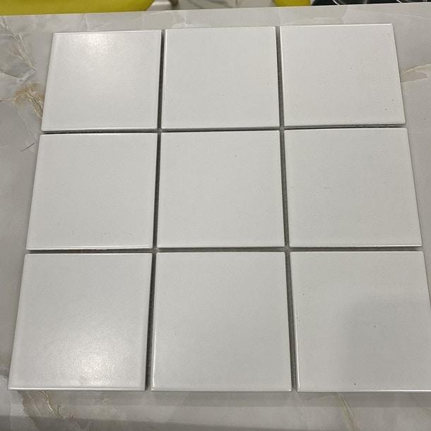 gach mosaic gom mau trang mo 10x10 cm