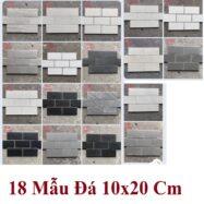 18 Mẫu Gạch Đá Ốp Tường Ngoài Trời