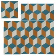 Gạch Bông Xi Măng 20×20 Cm Lát Nền