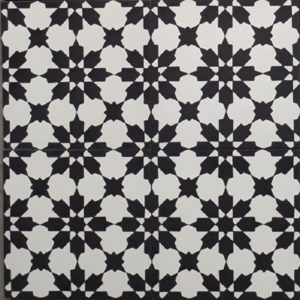 Gạch Bông Xi Măng 20×20 Cm Ốp Tường Phòng Tắm