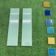 Gạch Thẻ Màu Xanh 7.5×30 Cm