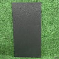 Gạch Đá Nhám Sần Màu Đen 30×60