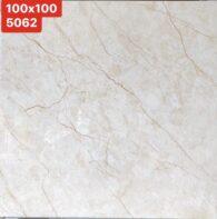 Gạch 100×100 cm Màu Vàng Vân Đá Bóng Kính Vitto 5062