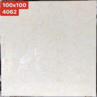 Gạch 100×100 Cm Màu Vàng Vân Đá Vitto 4062