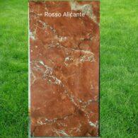 Gạch Ấn Độ 60×120 Cm Màu Mâu Đỏ Vân Đá