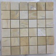 Đá Mosaic Tự Nhiên Màu Vàng – Đá Marble