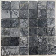 Đá Mosaic Tự Nhiên Màu Đen – Đá Mosaic Marble