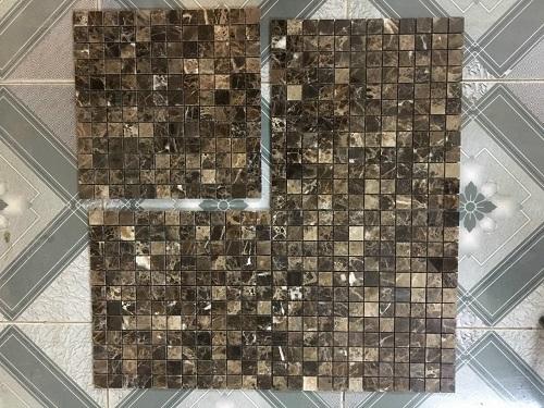 da op tuong mosaic marble