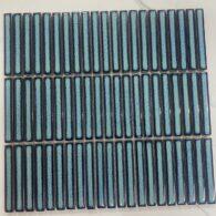 Gạch Mosaic Đũa – Que Màu Xanh