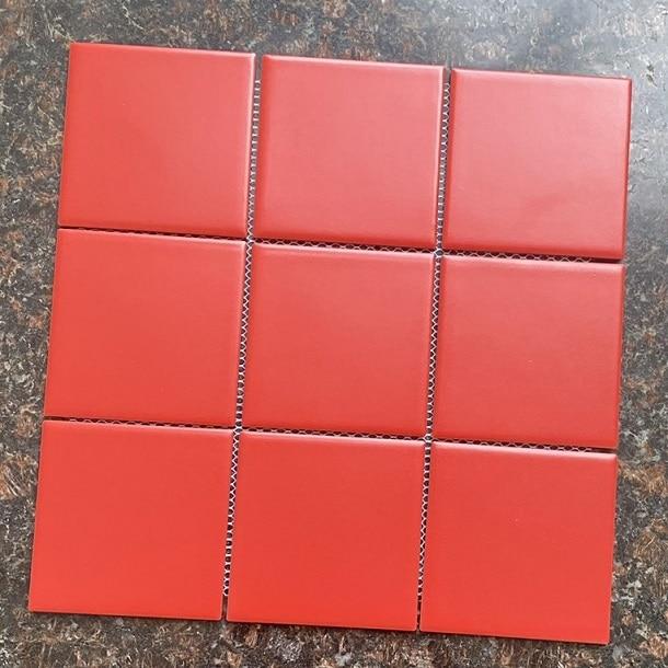 gach mosaic 10x10 cm mau do